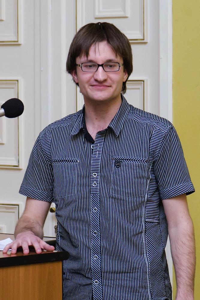 Степанов Д.Н. - участник конкурса (Информационные технологии)