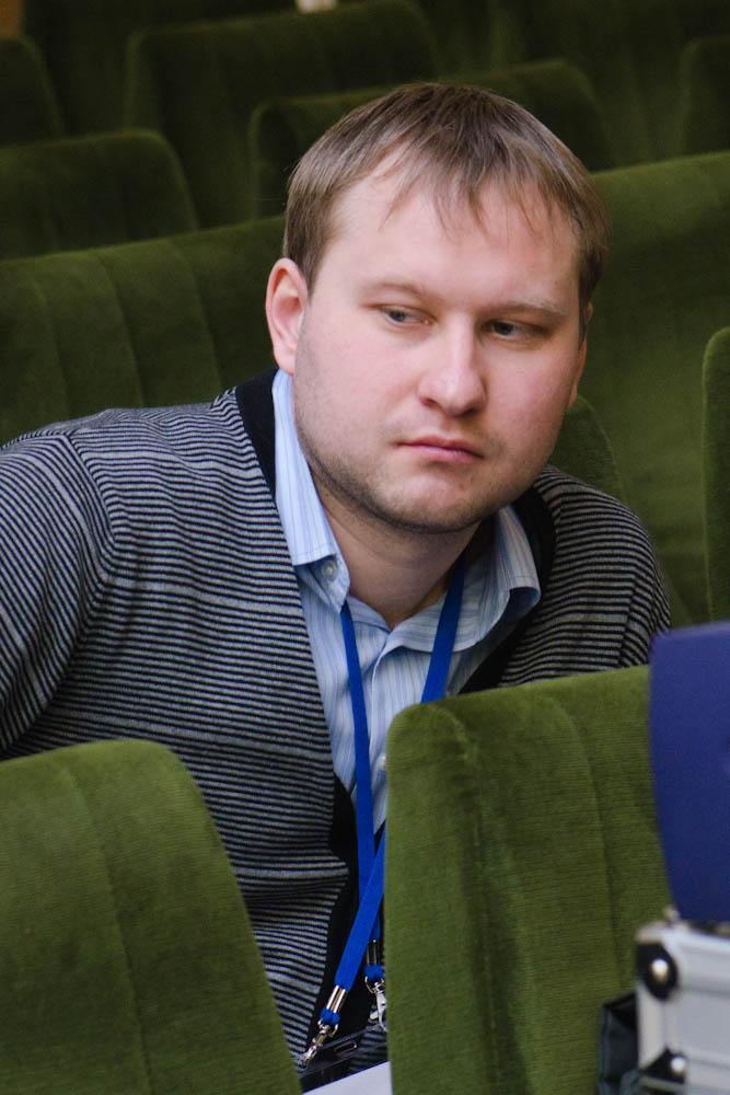 Бажин П.М. - эксперт (ИСМАН РАН)