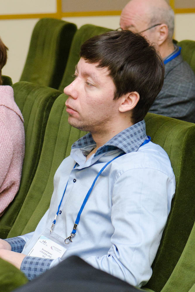 Булычев А.В. - эксперт (ИСА РАН)