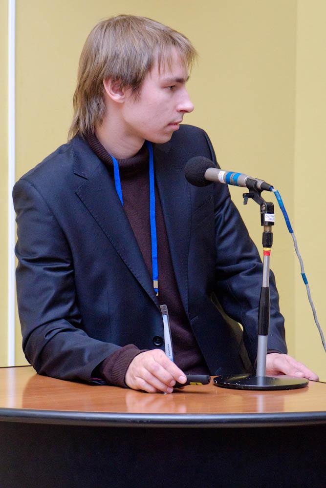 Макаров Д.А. - участник конкурса (Биотехнологии)