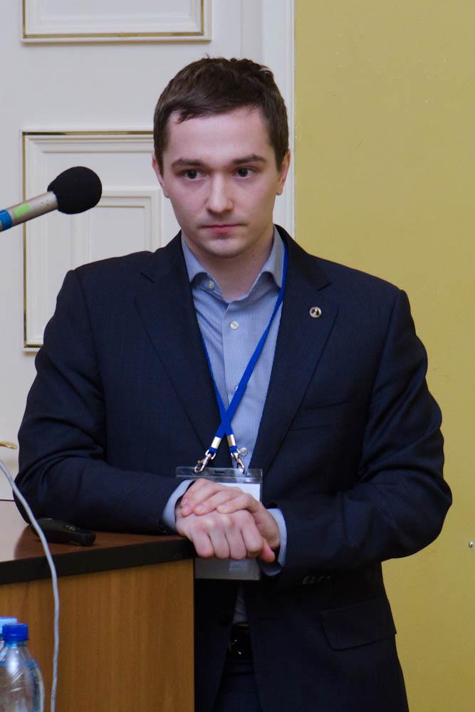 Воркачев К.Г. - участник конкурса (Современные материалы и технологии их создания)