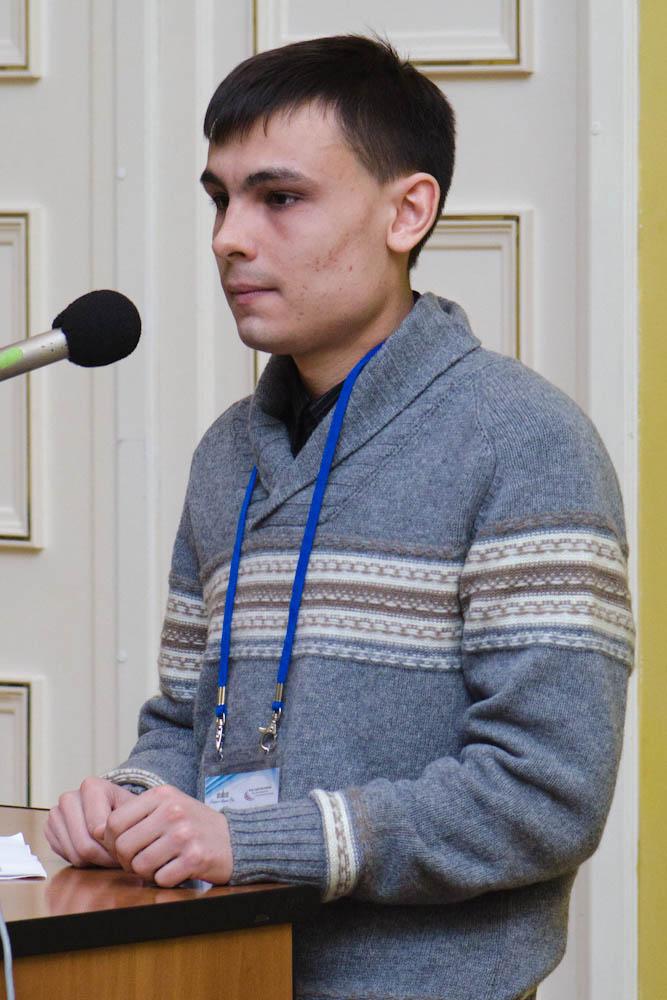 Соснин С.Б. - участник конкурса (Информационные технологии)