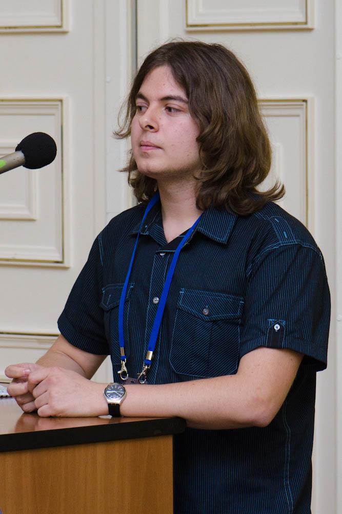 Аронов Д.А. - участник конкурса (Медицина будущего)