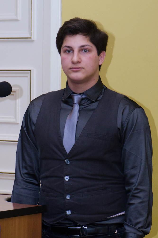 Сидякин Ю.Н. - участник конкурса (Современные материалы и технологии их создания)