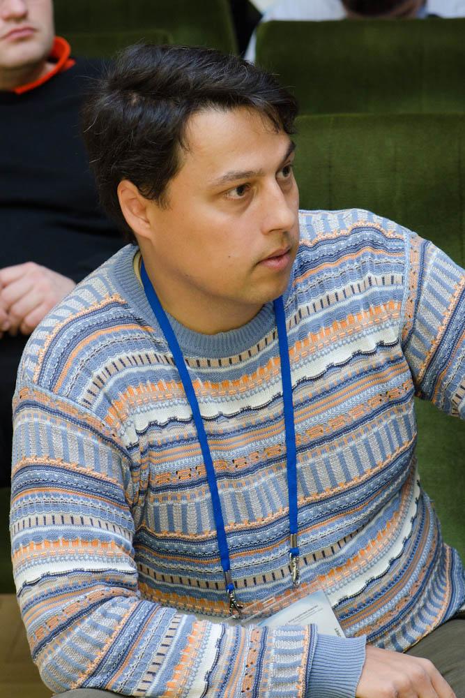 Пакулин Н.В. - эксперт (ИСП РАН)