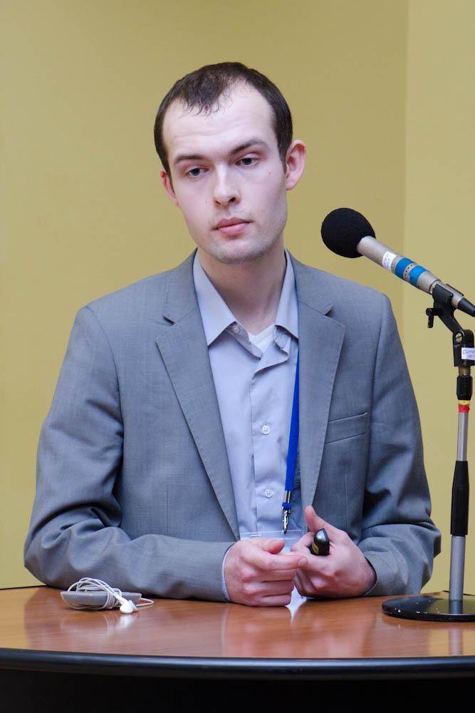 Шумов И.Д. - участник конкурса (Биотехнологии)