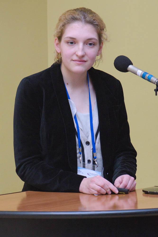 Чумакова А.П. - участник конкурса (Медицина будущего)