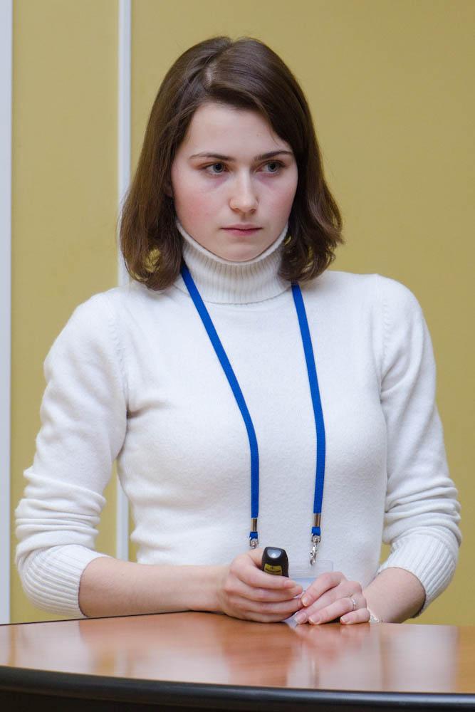 Зверева И.О. - участник конкурса (Биотехнологии)