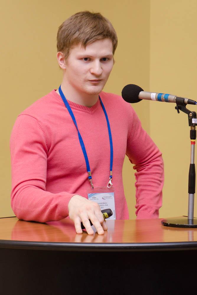 Шапошников А.В. - участник конкурса (Биотехнологии)