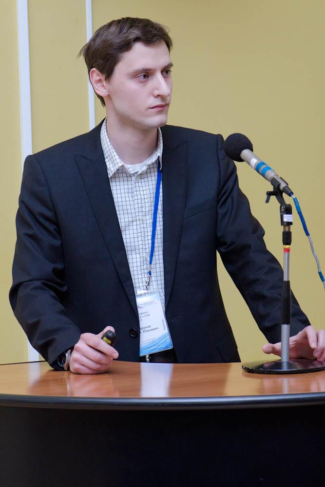 Сухоруков А.Ю. - участник конкурса (Медицина будущего)