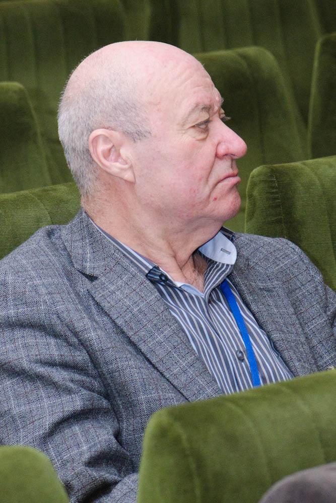 Разумовский И.А. - эксперт (ИМАШ РАН)