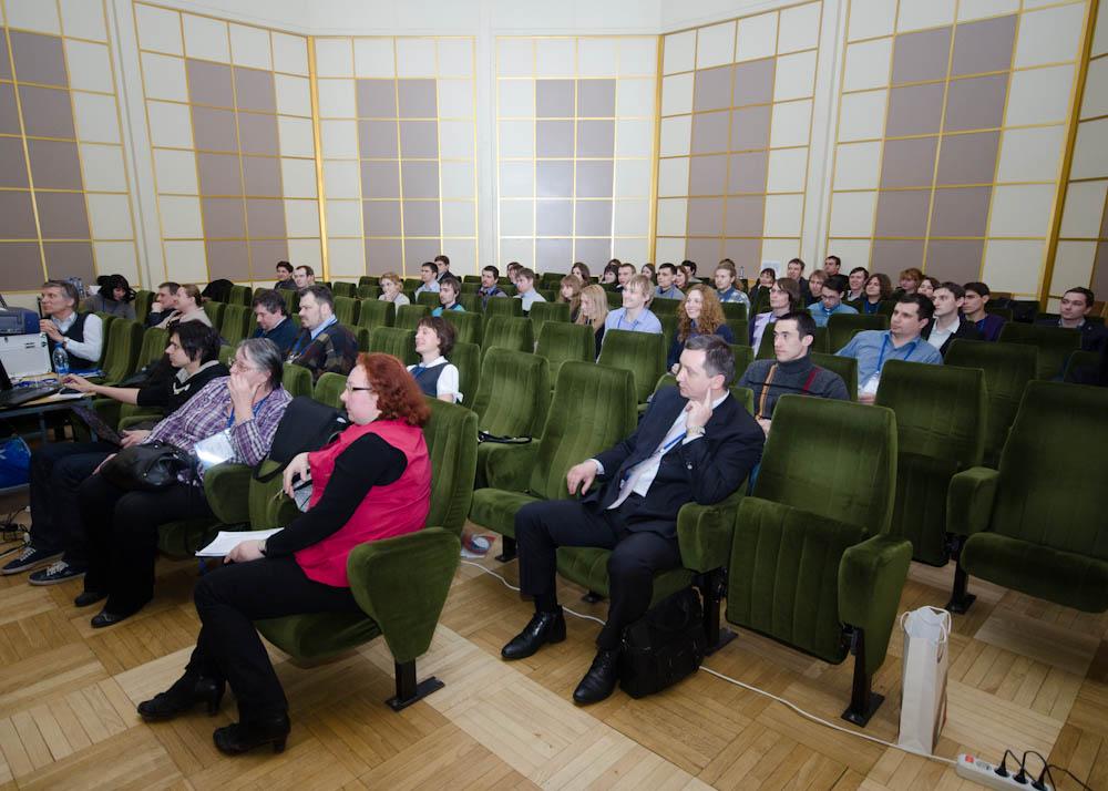 "14 марта 2013 г. Весенний финал ""УМНИК"" РАН"