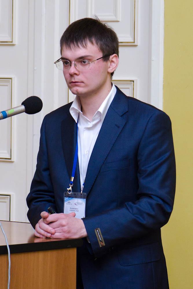 Куликов Ю.М. - участник конкурса (Новые приборы и аппаратные комплексы)