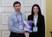 Награждение победителей - Козырев А.В. (ИМАШ РАН)