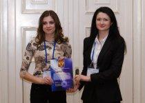 Награждение победителей - Мещанкина М.Ю. (ИСПМ РАН)
