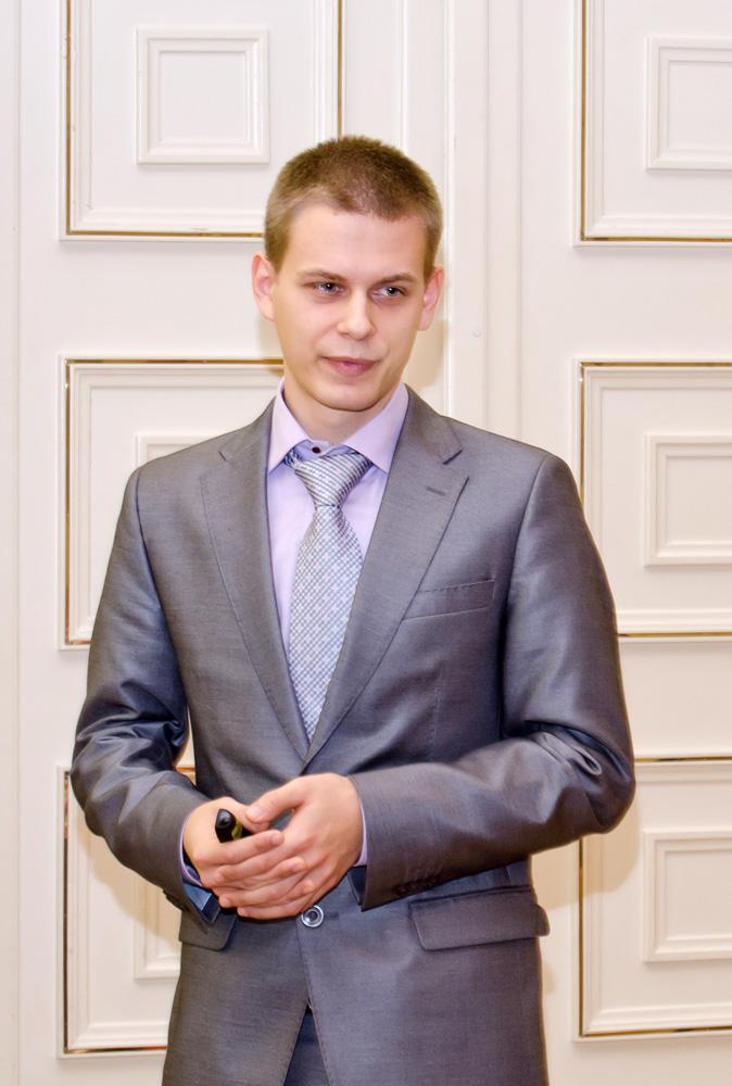 """Участники осеннего финала конкурса """"У.М.Н.И.К."""" в РАН"""