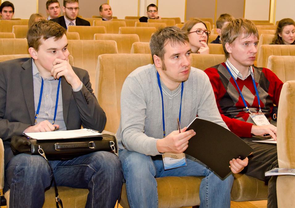 """Осенний финал конкурса """"У.М.Н.И.К."""" в РАН"""