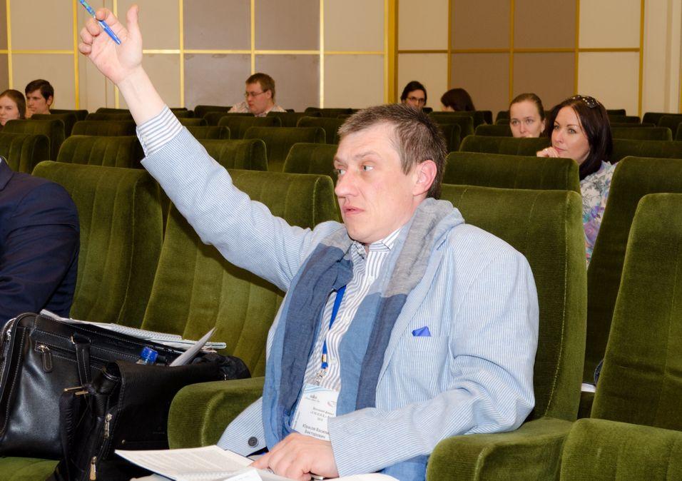 """Эксперты весеннего финала конкурса """"У.М.Н.И.К."""" в РАН"""
