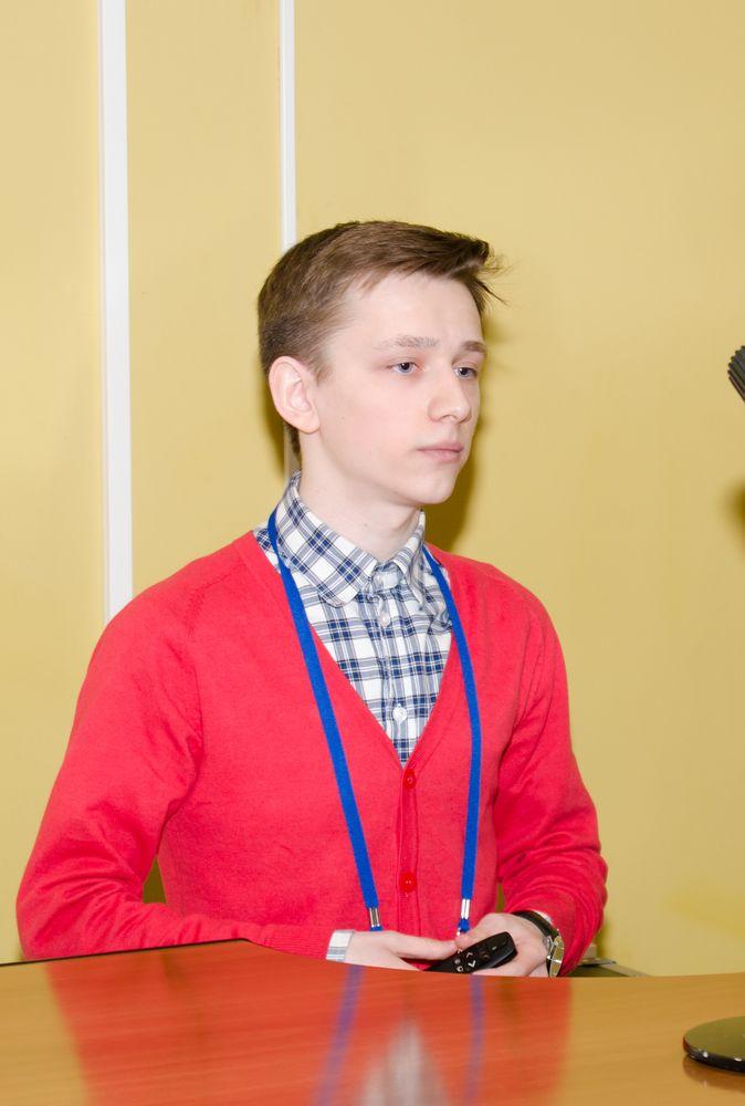 """Участники весеннего финала конкурса """"У.М.Н.И.К."""" в РАН"""